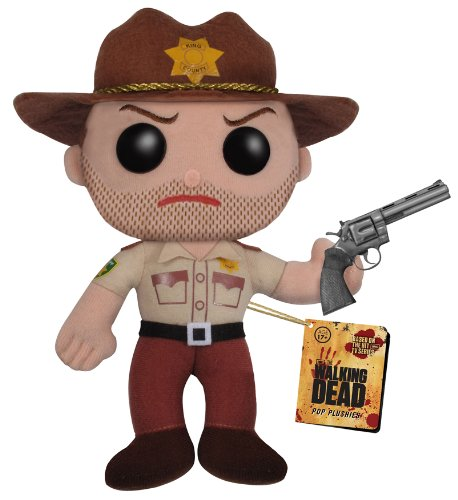 The Walking Dead Plush Figures